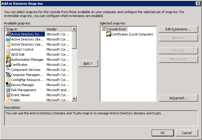 """SCCM Component Status error: """"SMS Policy Provider has failed"""