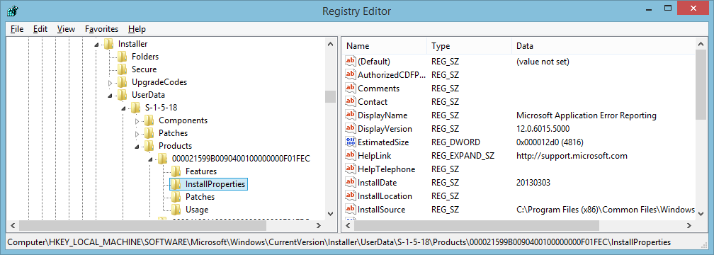 registry_windows_installer_key